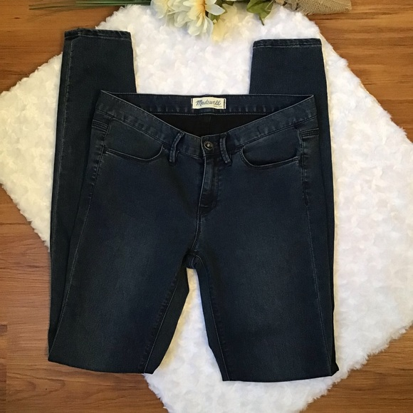Madewell Denim - Madewell Skinny Jeans size 27